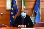 """Incendi e stagione venatoria, Gallo: """"Calabria non ha bisogno di polemiche"""""""