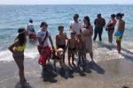 Giardini Naxos, i cani del soccorso in mare salvano due bimbi in difficoltà FOTO
