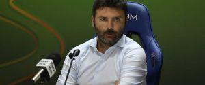 """Cosenza, Goretti si presenta: """"Il nostro modello sarà il Milan, i tifosi ci valutino senza pregiudizi"""""""