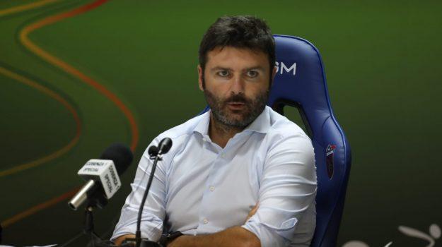 calcio, cosenza, serie b, Roberto Goretti, Cosenza, Sport
