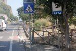 Scontro auto moto a Guardia Piemontese, due feriti