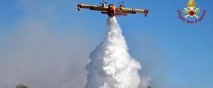 Incendi: Draghi firma dpcm, mobilitazione per la Sicilia. In arrivo trenta squadre di volontari