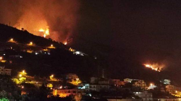 incendio, paola, santuario, Cosenza, Cronaca