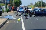 Gravissimo incidente a Riace, muore un carabiniere. Grave il comandante dei vigili