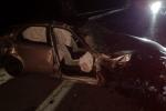Perde il controllo dell'auto e si schianta in autostrada, grave un 30enne di Villafranca - FOTO