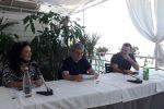 Antonella Marazziti, Nino Spirlì e Cataldo Calabretta