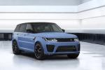Land Rover presenta la nuova Range Rover Sport Svr Ultimate