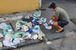 Una struggente storia d'amore ricostruita pezzo per pezzo...tra i rifiuti di Venetico