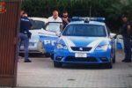 L'arresto di Vincenzo Tino Giampà da parte della polizia a Lamezia Terme