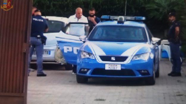arresto a lamezia terme, Vincenzo Tino Giampà, Catanzaro, Cronaca