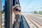 """""""Ciao Italia, ciao Puglia"""". Fine delle vacanze per Madonna. Ecco il video che spopola sul web"""