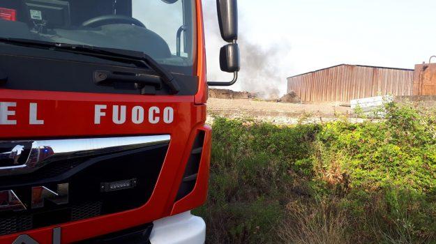 incendio doloso, Sicilia, Cronaca