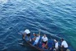 Messina, l'equipaggio di Pace vince il Palio marinaro