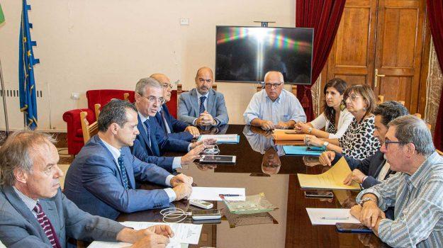 fondi, risanamento messina, Cateno De Luca, Marcello Scurria, marco falcone, Salvatore Mondello, Messina, Cronaca