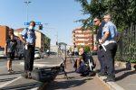 Morto il 13enne caduto col monopattino a Sesto San Giovanni FOTO
