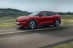 Mustang Mach-E può raggiungere la spiaggia da ogni capitale europea