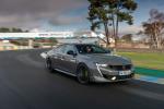 Nuova 508 Peugeot Sport Engineered, prestazioni ed efficienza