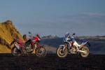 Nuovo look per Honda Africa Twin e Africa Twin Adventure Sports