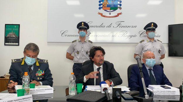 'ndrangheta, arresti, guardia d finanza, reggio calabria, sequestri, Reggio, Cronaca