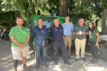 Dottori forestali e proprietari boschivi tedeschi e austriaci al Parco Nazionale della Sila FOTO