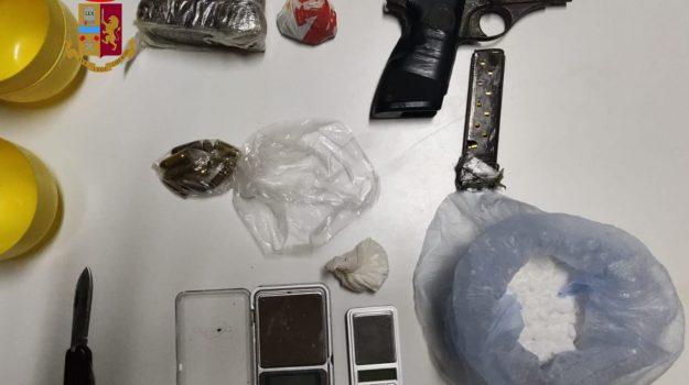arma, corigliano-rossano, droga, polizia, Cosenza, Cronaca