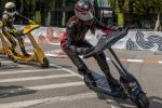 Presentato nuovo monopattino Helbiz per il Mondiale eSkootr