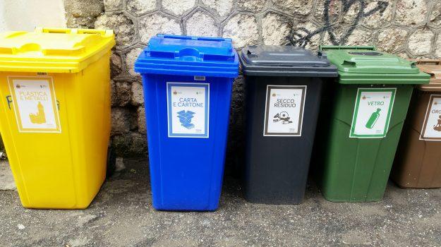 cassonetti, reggio calabria, rifiuti, Reggio, Cronaca