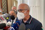 Incendi Calabria, summit con il capo della Protezione civile per programmare interventi