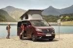 Renault sviluppa gamma camper con nuovo Trafic Spacenomad