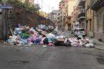 Emergenza rifiuti a Palermo, 300 tonnellate per strada. Situazione grave nelle periferie