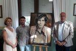 Crotone, donata alla città un'opera in memoria di Rino Gaetano