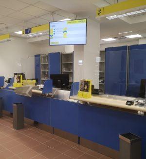 Montebello Jonico, aperto il nuovo ufficio postale di Saline