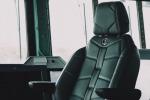 """Sedile progettato da DS per comandante portaerei """"Charles De Gaulle"""""""