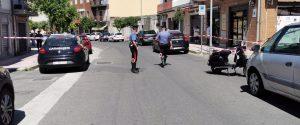 Sparatoria in via Nazionale a Corigliano, sul posto i carabinieri. Un ferito grave