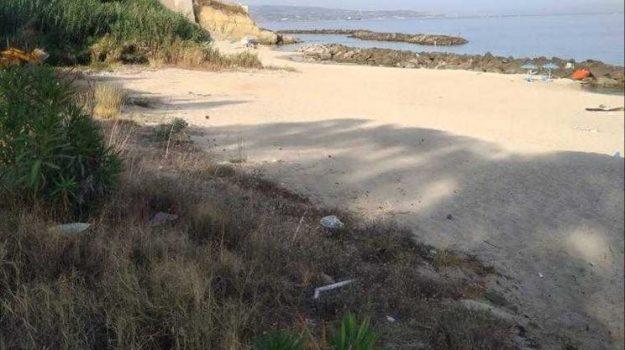 pizzo, rifiuti, spiaggia, Catanzaro, Cronaca