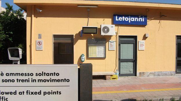 ferrovie, letojanni, messina-catania, taormina, treni, Messina, Cronaca