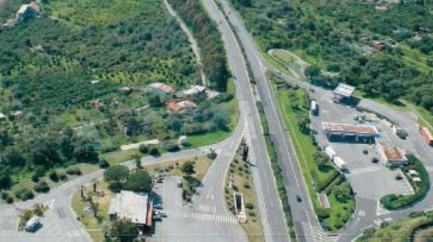 consorzio autostrade siciliane, s. teresa di riva, Messina, Cronaca