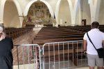Paravati, la chiesa di Natuzza verso l'apertura. Padre Michele si insedia da rettore