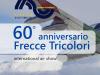 Frecce Tricolori, a Rivolto la festa per i 60 anni con Mattarella, Casellati e Guerini