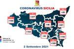 Covid: in Sicilia altri 9 comuni in zona arancione