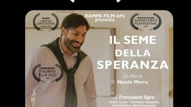 """Premiato in Spagna il film """"Il seme della speranza"""": è stato girato a San Nicola da Crissa"""