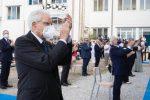 """Pizzo accoglie il presidente Mattarella per l'inaugurazione dell'anno scolastico: """"Scuole mai più chiuse grazia ai vaccini"""". Diretta su Rai1"""