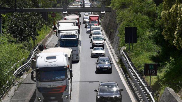 sciopero camionisti, Sicilia, Cronaca