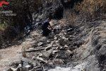 Albidona, individuato e denunciato il responsabile dell'incendio di fine agosto
