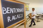 Messina, la scuola riapre con il green pass e i soliti dubbi