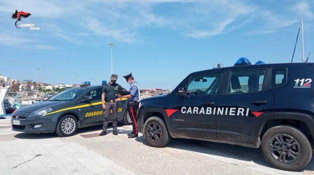 cirò marina, clandestini, crotone, tre arresti, Catanzaro, Cronaca