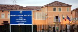 Detenuto deceduto in carcere a Cosenza, l'autopsia scioglierà i dubbi