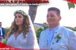 Cosenza, ecco il sì di Maria e Melina: serenata, coro gospel e il momento fatidico VIDEO