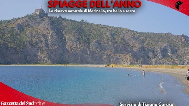 Spiagge dell'anno: la selvaggia Marinello. Un eden di leggende, sacro e bello FOTO - VIDEO