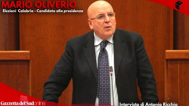 Oliverio all'attacco: «Gli ex fedelissimi contro di me? A differenza loro, non cerco poltrone» VIDEO INTERVISTA